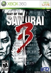 Way of the Samurai 3 [PAL][ENG/MULTI4] XBOX360