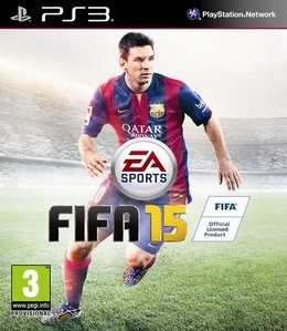 FIFA 15 (2014) [RUSSOUND][RIP] [3.41/3.55/4.30+ Kmeaw] PS3