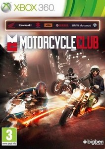 Motorcycle Club xbox360