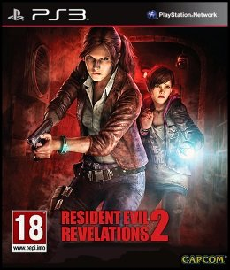 RESIDENT EVIL: REVELATIONS 2 (2015) [RUS][FULL] [3.41/3.55/4.30+ Kmeaw] PS3