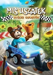 Teddy Floppy Ear - The Race (ENG) (2015) PC
