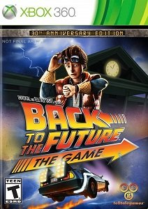 Back to the Future: The Game - 30th Anniversary Edition [ENG] (2015) XBOX360