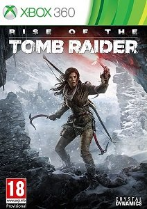 Rise of the Tomb Raider [RUSSOUND] (2015) XBOX360