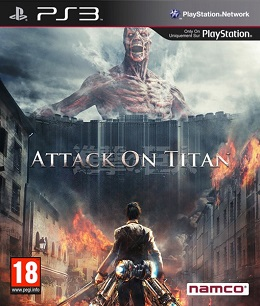 Attack on Titan / Shingeki no Kyojin  (2016) [JAP][FULL] [4.76 Kmeaw] PS3