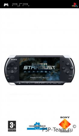 Star Strike Portable [JPN/ENG] [FULL] PSP