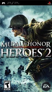 Medal of Honor: Heroes 2 /RUS/ [CSO] PSP