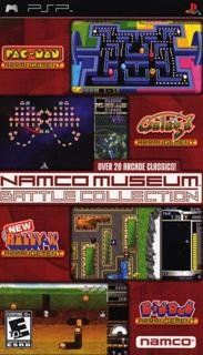 Namco Museum Battle Collection /ENG/ [ISO] PSP