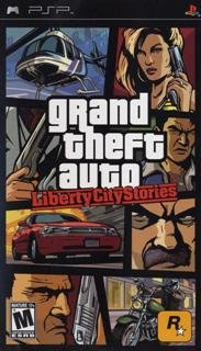 Grand Theft Auto: Liberty City Stories /RUS/ [ISO]