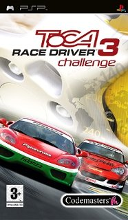 TOCA Race Driver 3: Challenge /RUS/ [ISO] PSP