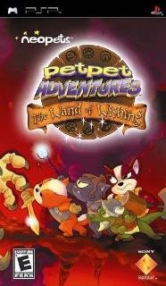 Neopets Petpet Adventures: The Wand of Wishing /ENG/ [CSO]