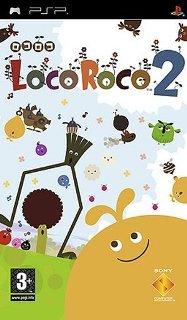 LocoRoco 2 /RUS/ [ISO] PSP
