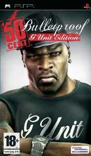 50 Cent: Bulletproof G Unit Edition /ENG/ [ISO] PSP