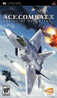 Ace Combat X: Skies of Deception /ENG/ [CSO] PSP