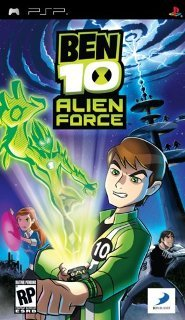Ben 10: Alien Force /ENG/ [CSO] PSP