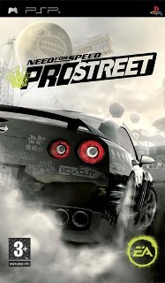 Need for Speed: ProStreet /RUS/ [ISO] PSP