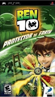 Ben 10: Protector of Earth /ENG/ [CSO] PSP