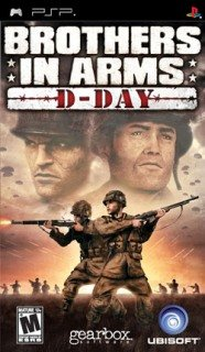 Brothers in Arms: D-Day /ENG/ [CSO] PSP