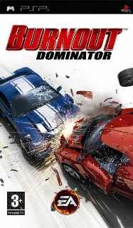 Burnout: Dominator /RUS/ [ISO] PSP
