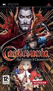 Castlevania: The Dracula X Chronicles /RUS/ [CSO] PSP