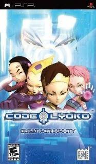 Code Lyoko: Quest for Infinity /ENG/ [ISO]