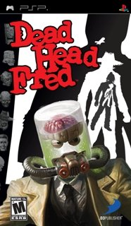 Dead Head Fred /RUS/ [CSO] PSP