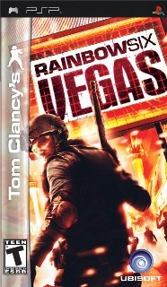 Tom Clancy's Rainbow Six: Vegas /ENG/ [CSO] PSP