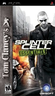 Tom Clancy's Splinter Cell: Essentials /ENG/ [ISO]