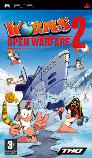Worms: Open Warfare 2 /ENG/ [ISO]