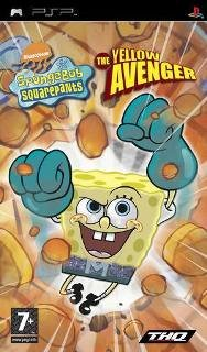SpongeBob Squarepants: The Yellow Avenger /ENG/ [ISO]