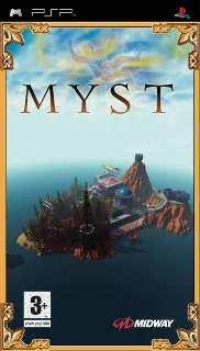 Myst /RUS/ [ISO]