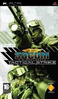SOCOM: U.S. Navy SEALS Tactical Strike /ENG/ [CSO] PSP