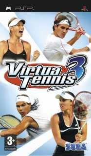Virtua Tennis 3 /ENG/ [CSO]