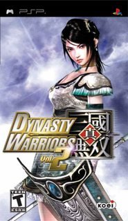 Dynasty Warriors Vol.2 /ENG/ [ISO] PSP