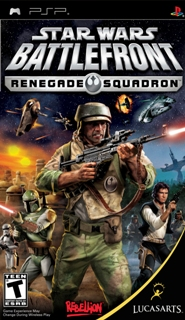 Star Wars: Battlefront - Renegade Squadron /ENG/ [ISO]