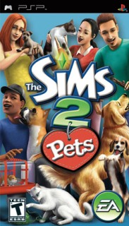 The Sims 2: Pets /RUS/ [CSO]