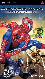 Spider-Man: Friend or Foe /ENG/ [ISO]