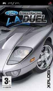 Ford Street Racing: L.A. Duel /ENG/ [ISO]
