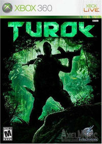 Turok [Region Free] XBOX360
