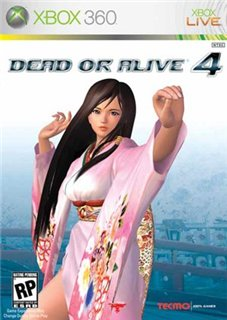 Dead or Alive 4 [ENG/XBOX360]
