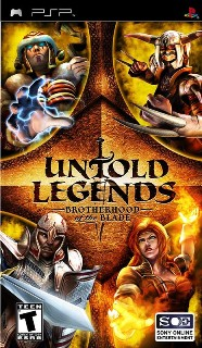 Untold Legends: Brotherhood of the Blade /RUS/ [CSO]