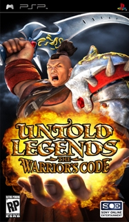 Untold Legends: The Warrior's Code /ENG/ [CSO]