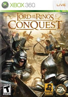 The Lord of the Rings: Conquest (Eng/2009/XBOX360)