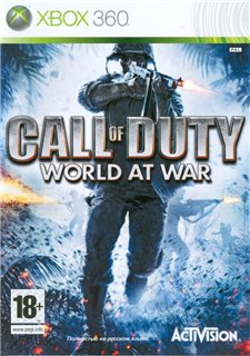 Call of Duty: World at War [PAL | RUSSOUND] XBOX 360