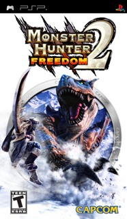Monster Hunter Freedom 2 /ENG/ [CSO]