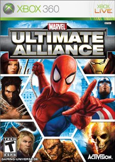 Marvel: Ultimate Alliance [RUS]