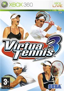 Virtua Tennis 3 (2007/Xbox360/ENG)