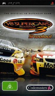 V8 Supercars 3: Shootout /ENG/ [CSO]