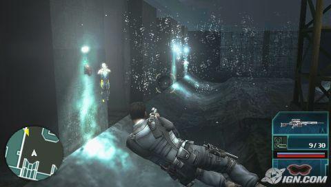 الذهاب مشاركة باللعبة الرائــــــــــــ Syphon Filter: Logan's Shadowــــــــــــعة