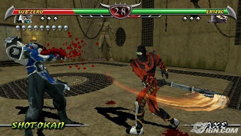 Скачать Игру Mortal Kombat Unchained На Андроид