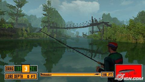 Rapala Trophies /ENG/ [ISO] PSP